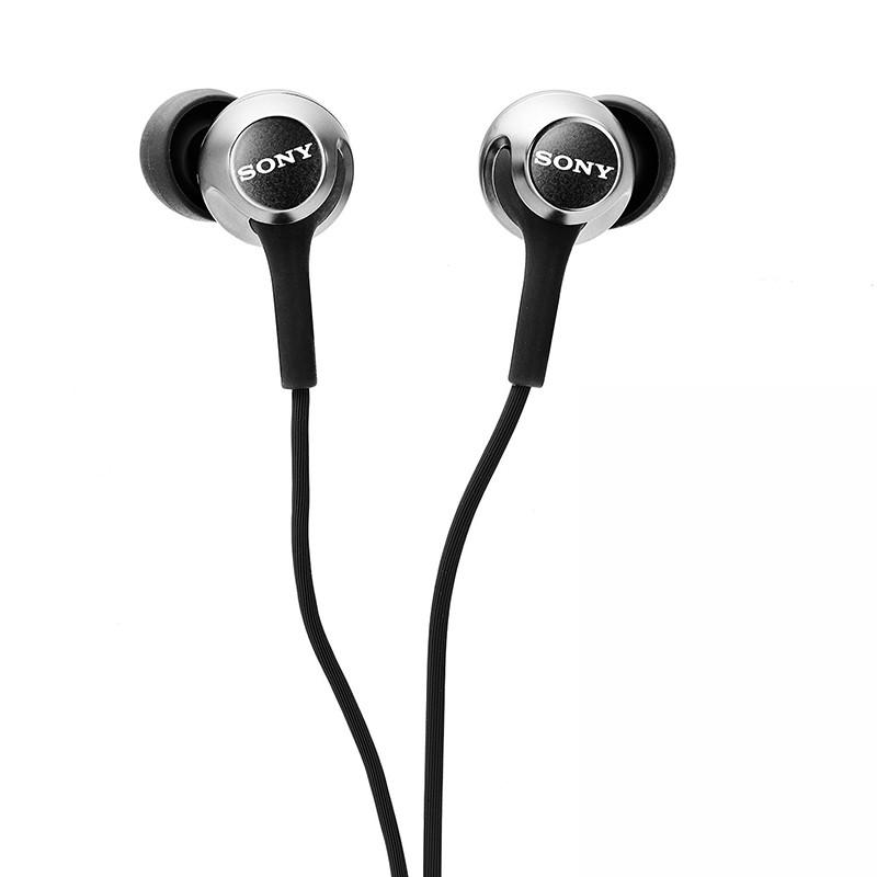 Гарнитура Sony MDR-EX155 Black (MDREX155B.E)