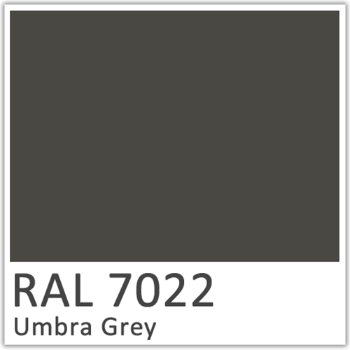Спрей-краска Deco Blik RAL 7022 (Серая тень)