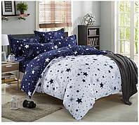 """3D Семейное постельное белье """"Ranforce"""" - Звездопад"""