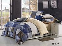 """3D Семейное постельное белье """"Ranforce"""" - Кубики"""