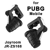 Триггеры для мобильного гейминга (для PUBG Mobile) Joyroom JR-ZS168 Black