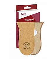 Kaps Topmed - Подпяточники для коррекции разницы длины ног (2шт.) M, 15