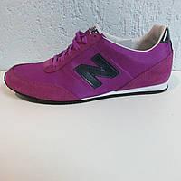 Кроссовки женские фиолетовые New Balance 410SNPP Оригинал код 152А