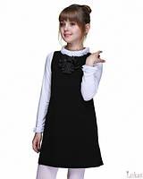 Школьное платье Lukas 4208, цвет черный