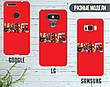 Силиконовый чехол для Xiaomi Redmi Note 4X (LoGo MARVEL), фото 3