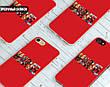Силиконовый чехол для Xiaomi Redmi Note 4X (LoGo MARVEL), фото 4