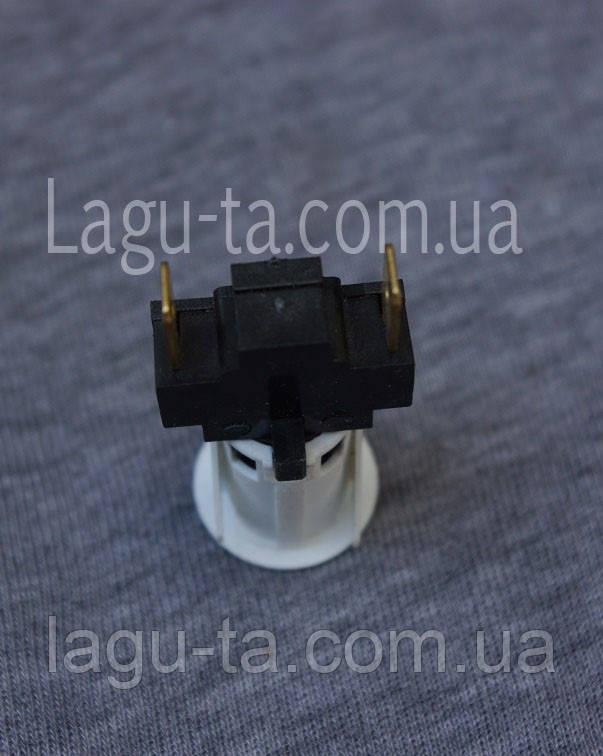Кнопка поджига газовой горелки в домашней газовой плите