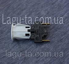 Кнопка поджига газовой горелки в домашней газовой плите, фото 2