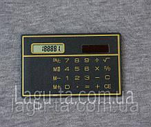Калькулятор с солнечной батареей, фото 3