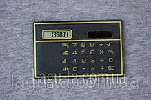 Калькулятор с солнечной батареей, фото 2