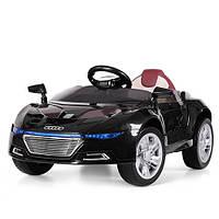 Детский электромобиль M 2448EBLR-2 Audi черный Гарантия качества Быстрая доставка, фото 1