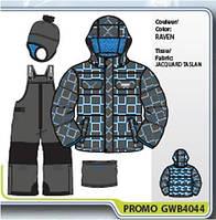 Костюм термо GWВ 4044 Raven Blue, GUSTI