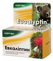 Эвкалиптин - эфирные масла эвкалипта