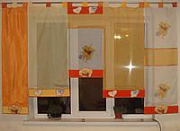Японские занавески Винни Пух 2, фото 1