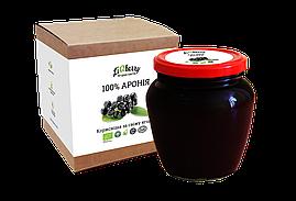 Арониевая паста liqberry 550 г незаменима для укрепления сосудов