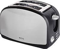 Тостер 900Вт ECG ST 968