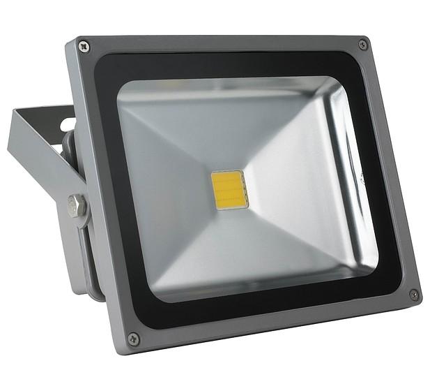 Прожектор светодиодный LL-122 1LED 10W белый 4000/6400K 230V (115*86*82mm) IP65