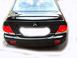 Бампер задний Mitsubishi Lancer, фото 2