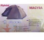 Палатка MAGYRA