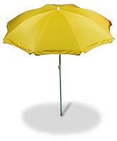 Зонт пляжный круглый 2.3 м 10 спиц