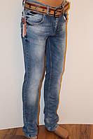 Летние джинсы с потертостями redman