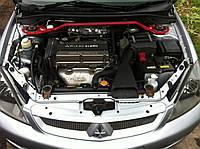 Панель передняя . телевизор Mitsubishi Lancer 9