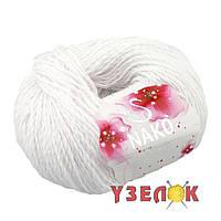 Nako Fiore №208 белый