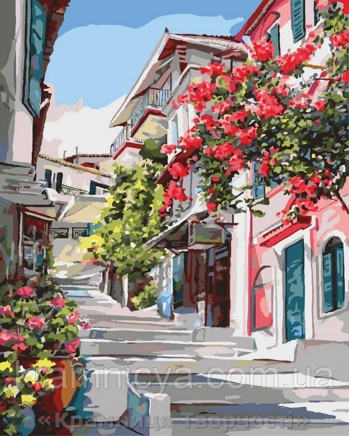 Картина за номерами Brushme 40х50 Греція (GX7519)
