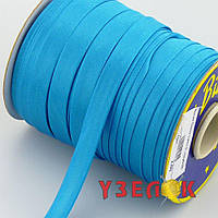 Косая бейка (цвет-9, голубой). Цена за 1м.