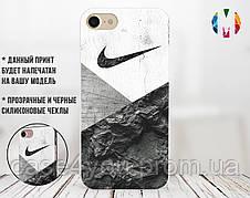 Силиконовый чехол для Huawei Honor 7x Nike 1 (17150-3189)
