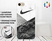 Силиконовый чехол для Xiaomi Redmi 6A Nike 1 (31051-3189)