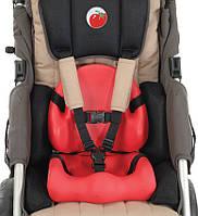 Ортопедическое сидение с отдельной спинкой для детей с ДЦП Special Tomato Soft-Touch Liners Size 1