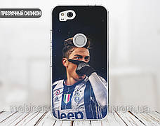 Силиконовый чехол для Samsung A505 Galaxy A50 (Paulo Dybala), фото 3