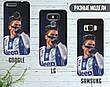 Силиконовый чехол для Samsung G610 Galaxy J7 Prime (Paulo Dybala), фото 4