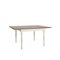 Стол раскладной деревянный FL-4 дуб/ваниль