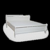 Кровать Евродом Флора 160*200 белая