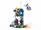 """Конструктор детский JDLT 5135 аналог Lego Duplo """"Полицейский участок"""" со звуком и светом 68 деталей, фото 3"""