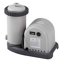 Насос-фильтр 220V, Экономный насос фильтр для бассейна, Картриджный фильтр насос 28636 (56636)