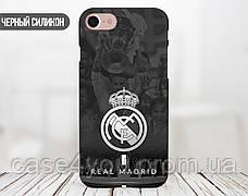 Силиконовый чехол для Apple Iphone XS Real Madrid (4026-3122), фото 2