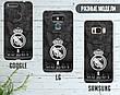 Силиконовый чехол для Apple Iphone XS Real Madrid (4026-3122), фото 6