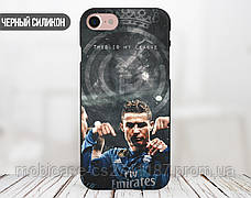 Силиконовый чехол для Huawei Honor 7x (Ronaldo), фото 2