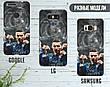 Силиконовый чехол для Samsung J300H Galaxy J3 (Ronaldo), фото 5