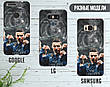 Силиконовый чехол для Samsung J530F Galaxy J5 (2017) Ronaldo (28213-3208), фото 5