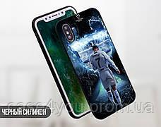 Силиконовый чехол для Apple Iphone 5_5s (Ronaldo 1), фото 2