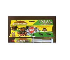Шприц-гель для знищення тарганів і мурах Домовик 35г.   (4820189690191)