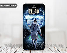 Силиконовый чехол для Meizu U10 (Ronaldo 1), фото 3