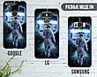 Силиконовый чехол для Samsung J320H Galaxy J3 (2016) (Ronaldo 1), фото 5