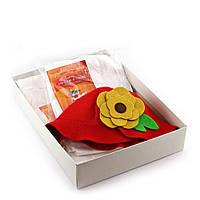 Подарочный набор для сауны №7 Дюймовочка