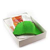 Подарочный набор для сауны №7 Лягушка