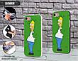 Силиконовый чехол для Huawei Matte 20 Pro (Simpson), фото 6